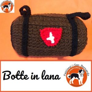 botte in lana san bernardo