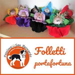 folletti portafortuna